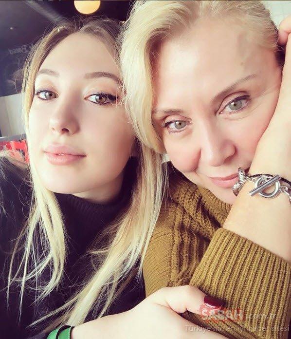 Yasmin Erbil annesi Nergis Kumbasar'ın doğum gününü nostalji bir fotoğrafla kutladı! Yasmin Erbil'in annesi oyuncu Nergis Kumbasar güzelliğiyle büyüledi!