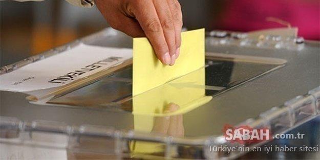 Son dakika haber: Son seçim anketi! İşte 24 Haziran en son seçim anketleri... AK Parti'nin oy oranı...