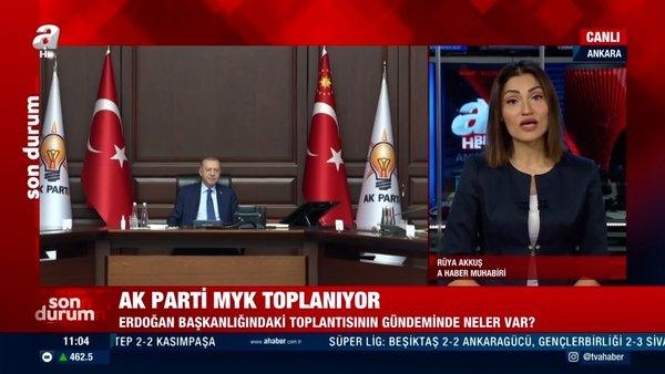 SON DAKİKA: Cumhurbaşkanı Erdoğan başkanlığında önemli toplantı! Hangi konular görüşülecek?