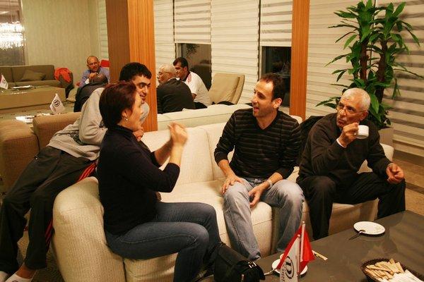 İşitme Engelliler seçimi yapılıyor