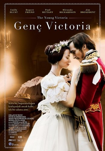 Genç Victoria filminden kareler