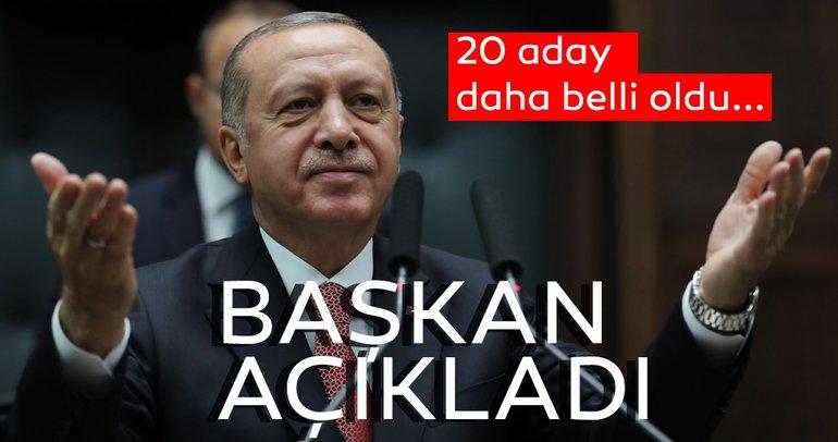 AK Parti'nin Ankara ve İzmir Büyükşehir Belediye Başkan adayları belli oldu