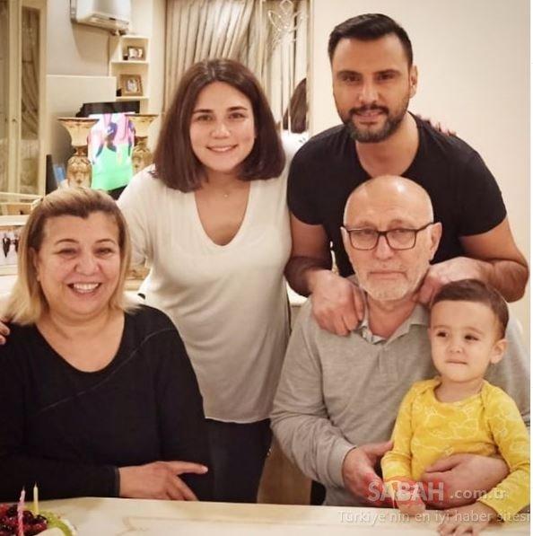 Alişan babasının doğum günün böyle kutladı! Sosyal medyada büyük ilgi gördü!