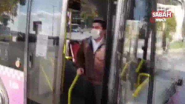 Son dakika! İstanbulBeşiktaş otobüste akılalmaz koronavirüs skandalı
