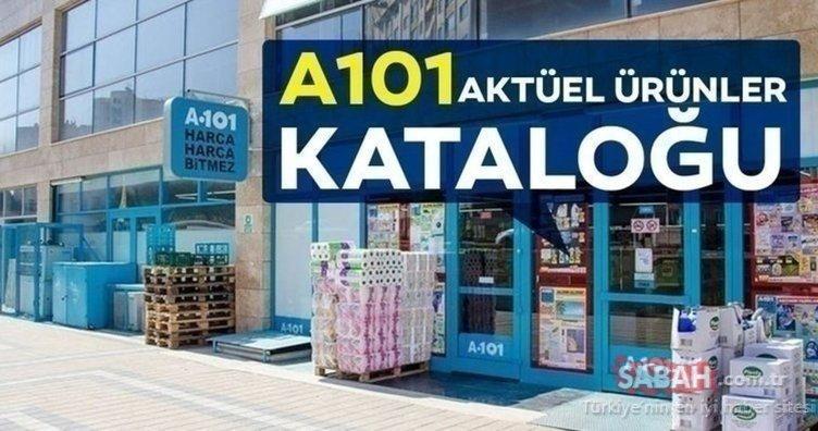 A101 aktüel ürünler kataloğu burada! Yeni hafta A101 aktüel ürünler listesi ile indirimli alışverişler!