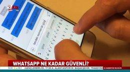 Whatsapp mesajları gizlice nasıl okunuyor? İşte Whatsapp güvenlik açıkları... Whatsapp'tan şok dava!