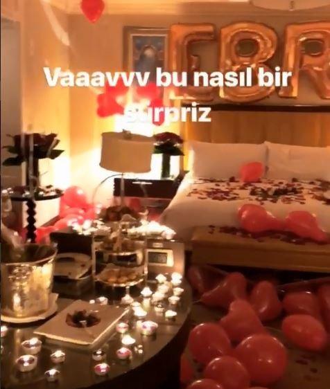 Ebru Polat'a evlilik teklifi