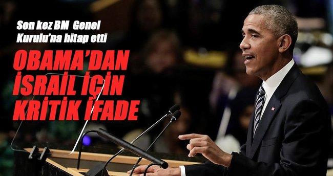 """Obama: """"Suriye'de askeri çözüm olamaz"""""""