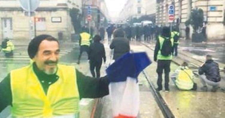 Sarı Yelekli Türk elini kaybetti