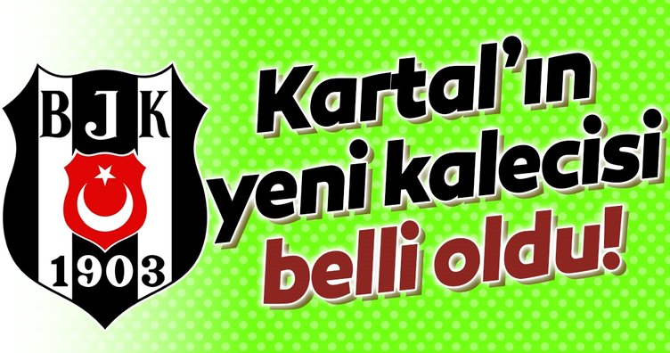 Beşiktaş'ın yeni kalecisi belli oldu! Alvaro Montero...