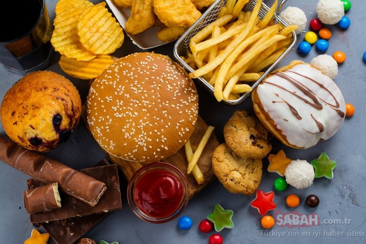 Kilo vermek istiyorsanız bu besinleri sakın tüketmeyin!