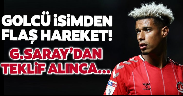 Golcü isimden flaş hareket! Galatasaray'dan teklif alınca...