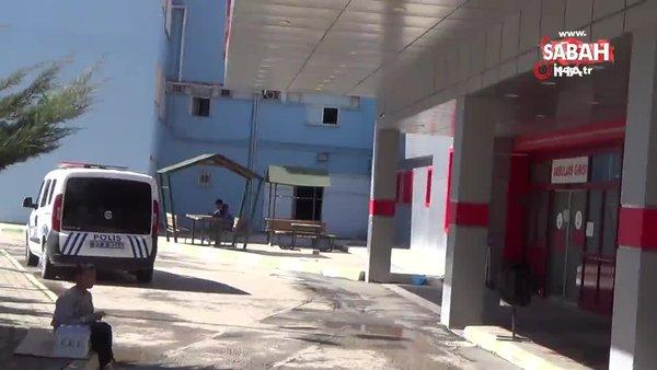 Gaziantep'te pitbull kavgası: 1 yaralı | Video