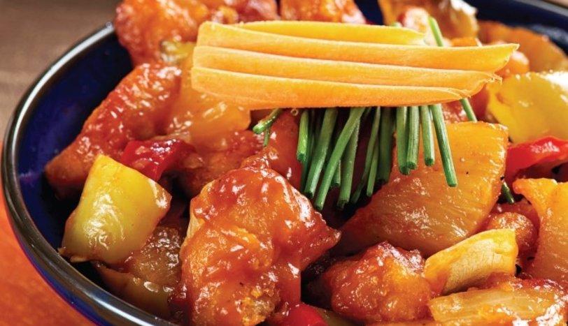 Tatlı ekşi soslu tavuk tarifi
