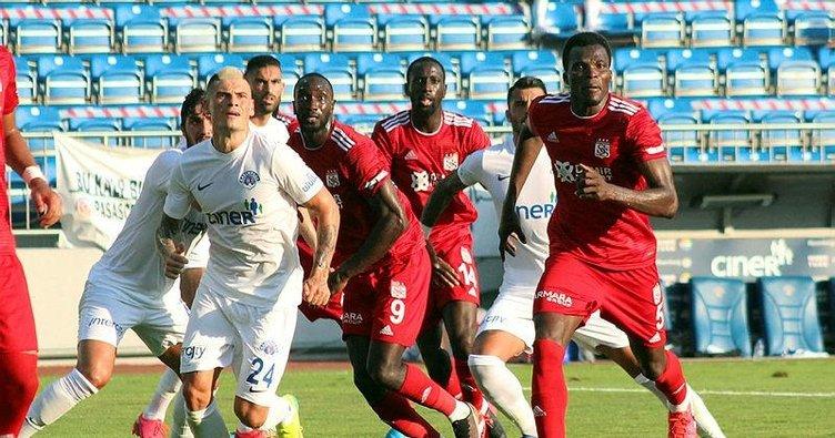 Kasımpaşa 0-0 Sivasspor | MAÇ SONUCU