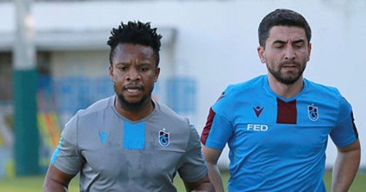 Trabzonspor'da Ogenyi Onazi gün sayıyor