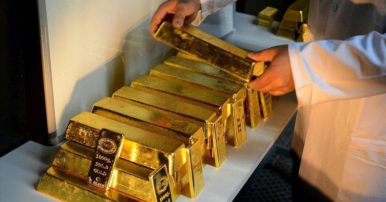 Türkiye en fazla altın rezervi olan 12. ülke