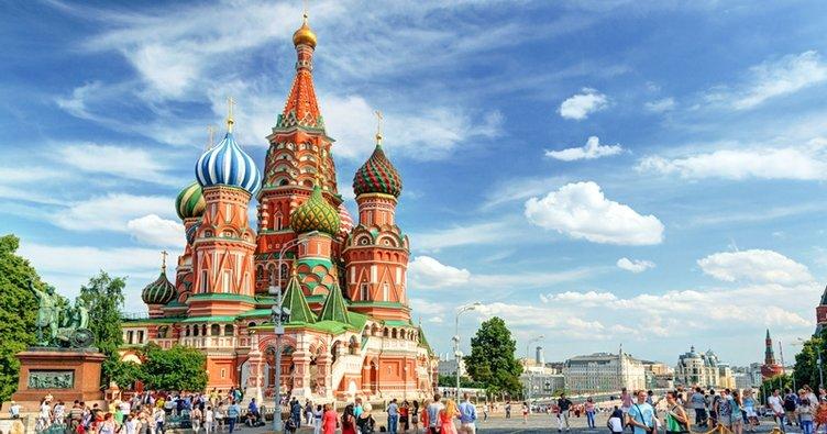 Rusya'dan Türk vatandaşlarına vize kolaylığı