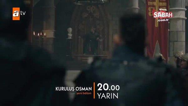 Kuruluş Osman yeni bölümüyle yarın Atv'de   Video
