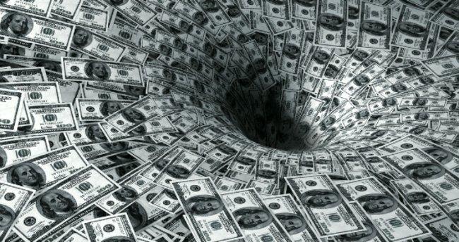 Dünyanın en borçlu ülkesi ABD - Ekonomi Haberleri