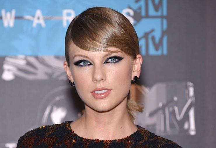 En çok kazanan ünlü Taylor Swift