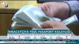 İhracatçı için yeşil pasaport kolaylığı