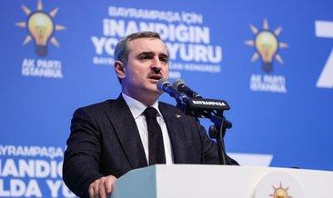 AK Parti İstanbul İl Başkanı Bayram Şenocak: Namus sözü vermişlerdi, 14 bin kişiyi işten attılar