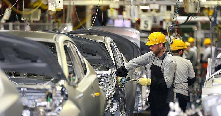 Otomotiv üretimi ilk beş ayda yüzde 2 azaldı