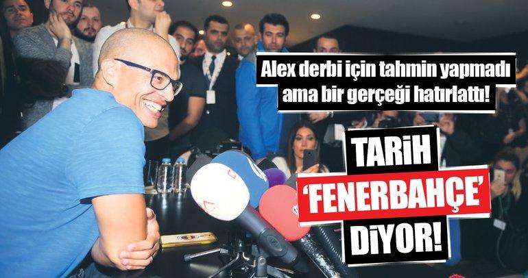 Tarih 'Fenerbahçe' diyor