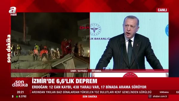 Son dakika! Başkan Erdoğan: