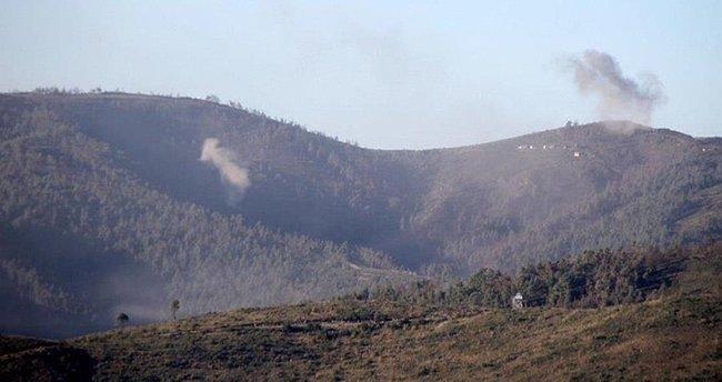 Rejim güçleri Türkmen Dağı'na saldırı başlattı!