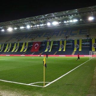 Fenerbahçe'de ceza nedeniyle tribünler boş kaldı