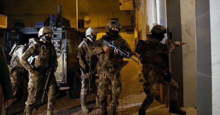 İstanbul'da uyuşturucu satıcılarına darbe: 34 tutuklama
