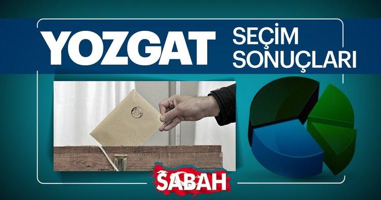 Yozgat yerel seçim sonuçları burada olacak! Yozgat Belediye Başkanı kim olacak?