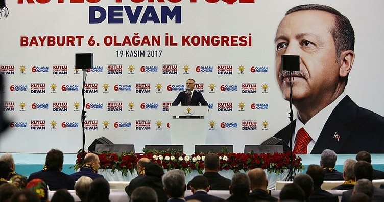 AK Parti Bayburt 6. Olağan Kongresi