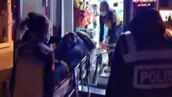 Uzaklaştırma kararı aldırdığı eski eşi tarafından iftar yemeğinde bıçaklandı   Video