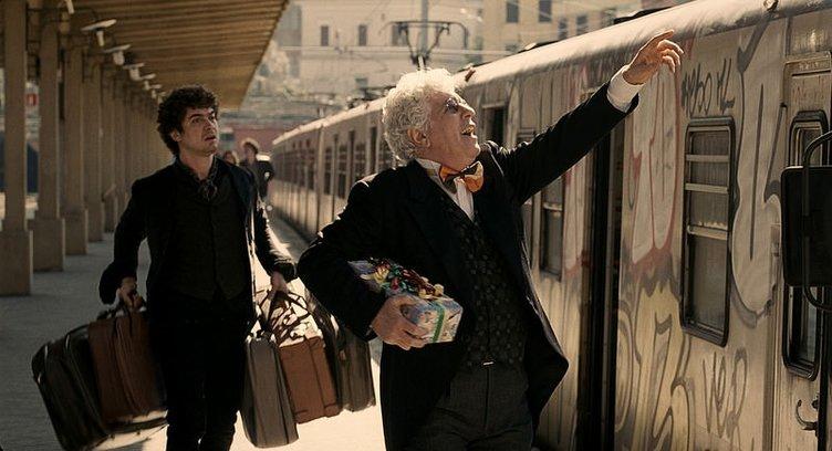 Pasolini filminden kareler