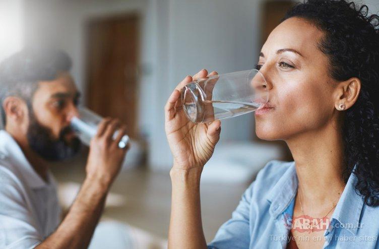 Hepimizin yaptığı büyük hata! Bu durumlarda su içmek çok zararlı...