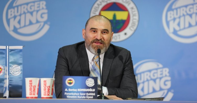 Fenerbahçe yöneticisi Sertaç Komsuoğlu'ndan Kovid-19 ve Jan Vesely açıklaması