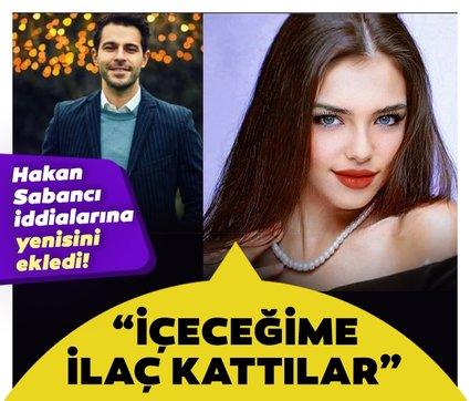 Malum gecede içeceğime ilaç kattılar Aygün Aydın, Hakan Sabancı ile iddialarına bir yenisini daha ekledi!