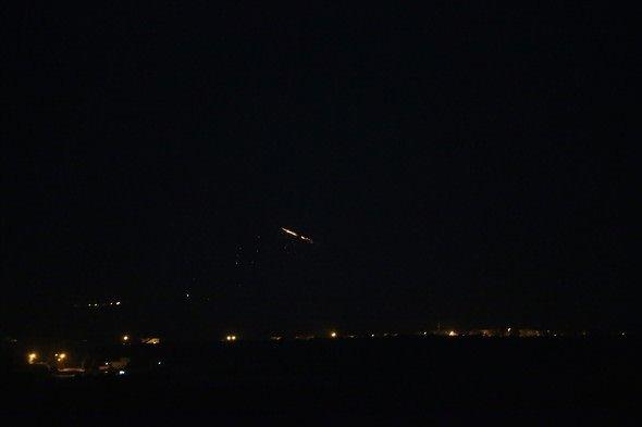 TSK Suriye'nin Cerablus kentine operasyon başlattı