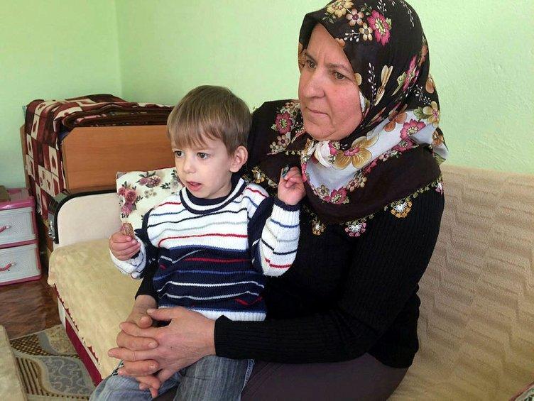 3 yaşındaki Berat cinsel güç ilacı ile hayata döndü