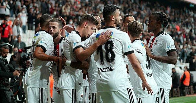 Beşiktaş'ın golleri için flaş yorum! Geceye damga vurdu....