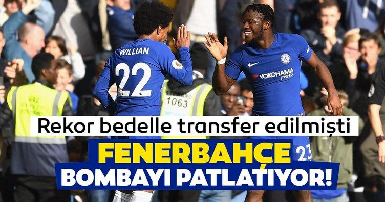 Son dakika Fenerbahçe transfer haberi: Michy Batshuayi bombası! İşte detaylar
