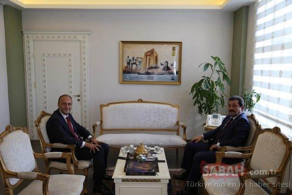 Temelini Başkan Erdoğan atmıştı! Son durum havadan görüntülendi