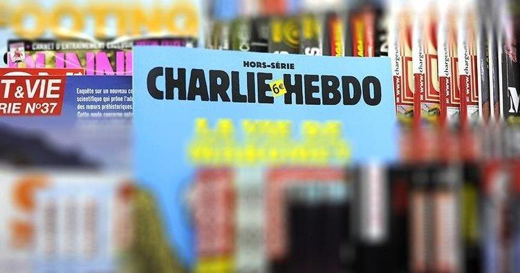 Almanya'da Charlie Hebdo protestosu yasaklandı