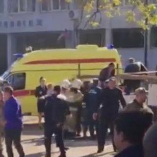 Son Dakika: Kırım'da patlama 18 ölü