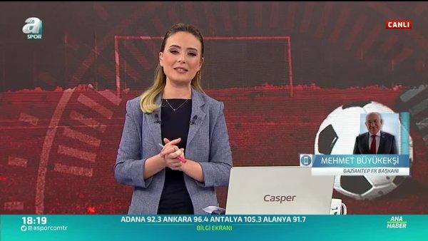 Gaziantep FK Başkanı açıkladı! İşte Marius Sumudica olayının perde arkası