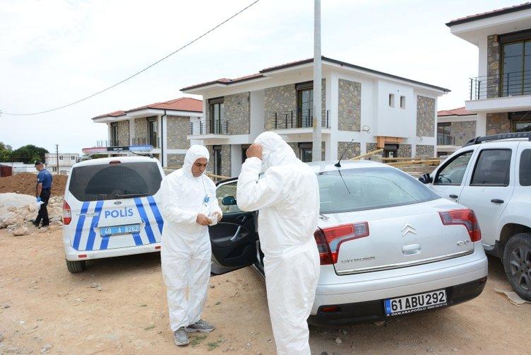 Evini satmak için geldiği Datça'da cesedi bulundu!