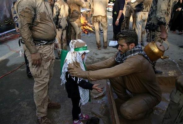 İran'da Aşura etkinlikleri